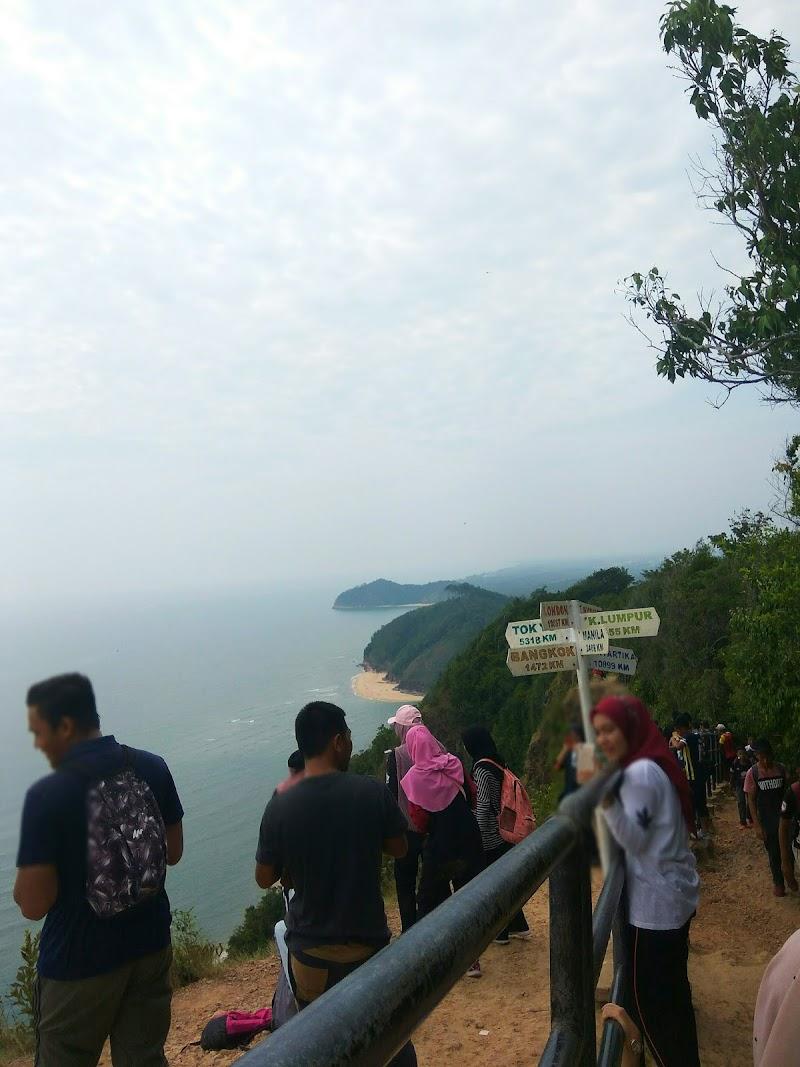 Bukit Keluang Tempat Hiking Untuk Beginner