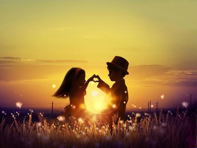 Cute Little Boy & Girl Love Images