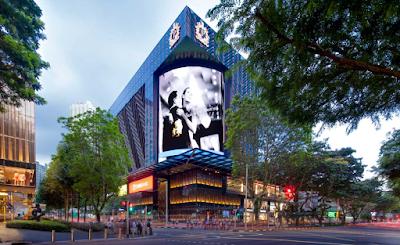 Lucky Plaza ialah sebuah mall dan juga mempunyai apartemen di potongan atas yang berada di Top 5 Hotel Dekat Lucky Plaza Singapore