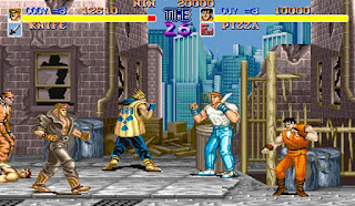 Videojuego Final Fight - Arcade