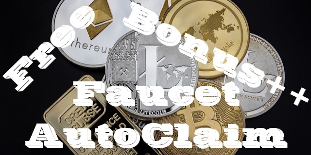 Faucet AutoClaim Cryptocurrency - Tuyul Mania