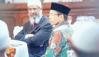 Zakir Naik Beri Sinyal Positif Wisata Halal Di Lombok