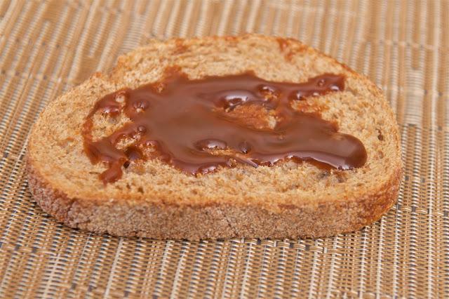 Lait concentré sucré - Chocolat - Noisette - Hazelnut - Dessert - Pain - Bread - Condensed Milk - Tartines & Dessert - Régilait - Breakfast - Cooking - ingrédients - Cuisine - Milk - Chocolate