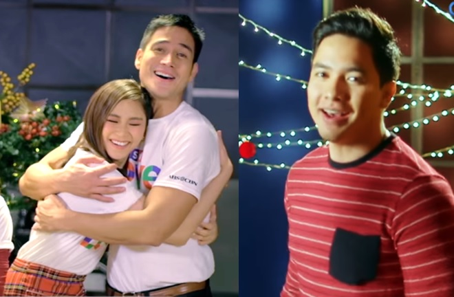 ABS-CBN, GMA Christmas Station ID 2017 spread love and happiness