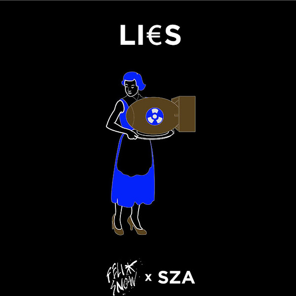 Felix Snow - Lies (feat. SZA) [Palmistry Remix] - Single Cover