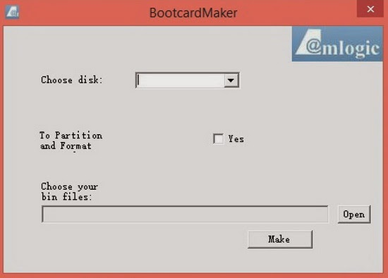 How to unbrick any Amlogic devices  Create an bootable magic