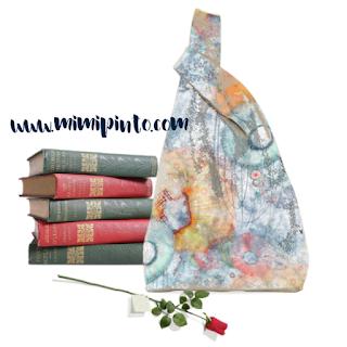 Handmade Tote bag by Mimi Pinto