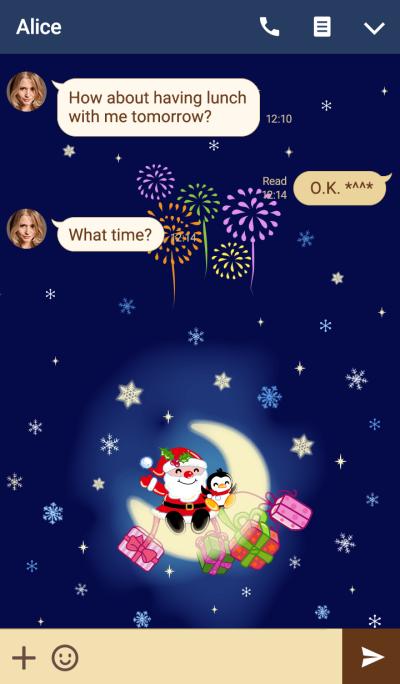Merry Christmas-Romantic Christmas Eve