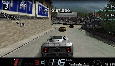 Download Gran Turismo 1 + DLC PSP PPSSPP
