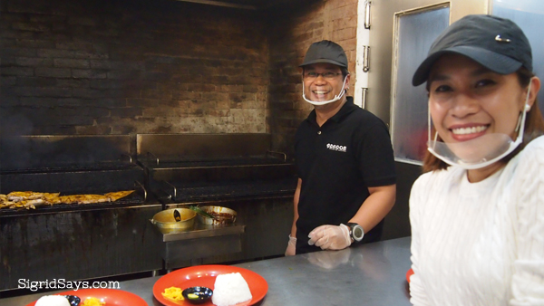 Ribshack Grill - Bacolod restaurants - owners