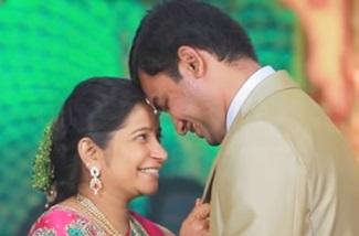 """A Kongu Goundar Wedding Reception Moments """" Ganesh Weds Gayathri"""""""