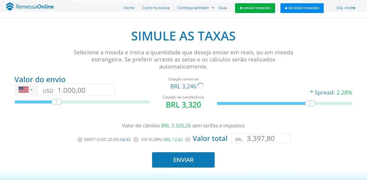 Como usar a remessa online para receber o pagamento do google adsense Remessa de dinheiro para o exterior