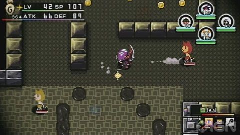 Cladun This is an RPG (PSP) (U)