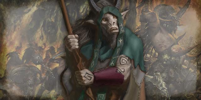 Hechizos Permanentes Bestias del Caos