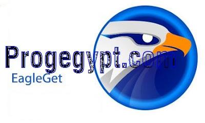 تحميل برنامج EagleGet للويندوزلتحميل الملفات من الانترنت مجاناً