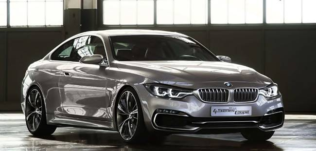 2017 BMW 430i, 440i xDrive Coupe, Gran Coupe and Convertible
