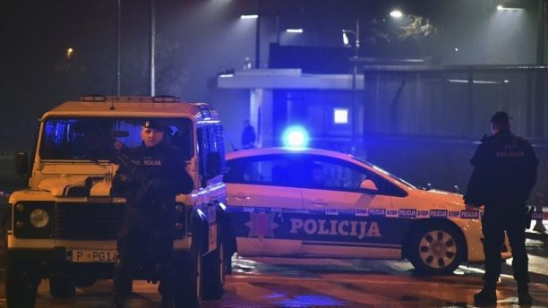Breaking News :US Embassy in Montenegro attacked with grenade, prompting security scare