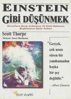 Scott Thorpe - Einstein Gibi Düşünmek