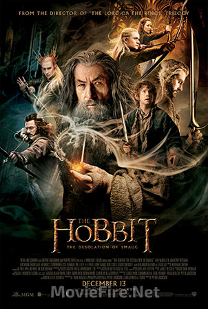 The Hobbit: The Desolation of Smaug (2013) 1080p