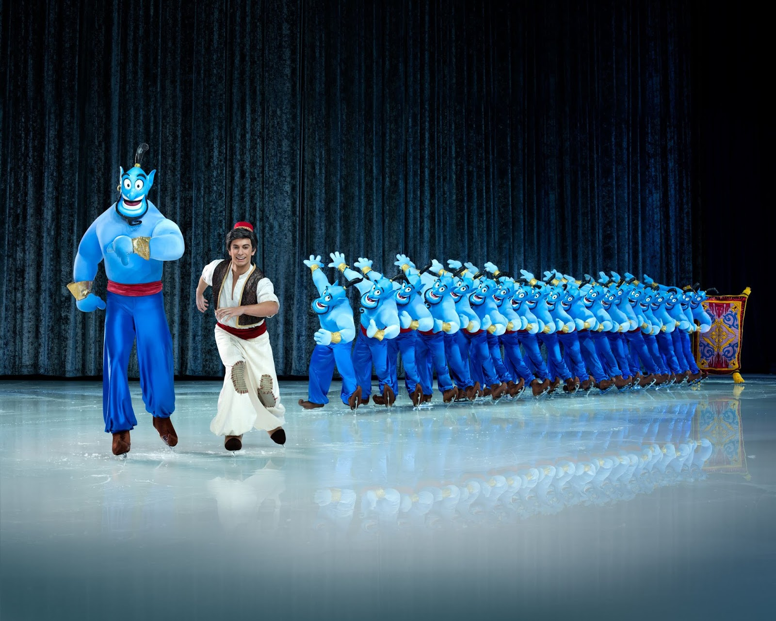 Disney On Ice Newcastle 2019 - How To Buy Pre-Sale Tickets  - Aladdin