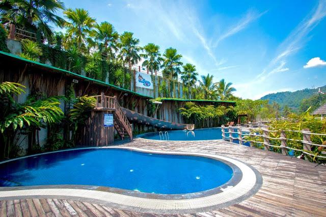 Hotel menarik di Bentong untuk anak-anak