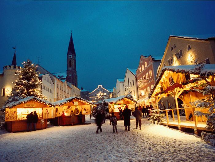 Weihnachtsmarkt Plankstetten