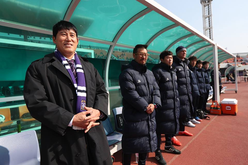 Interview: FC Anyang Assistant Manager and coach Michael Kim says his team have to win against Daejeon Citizen