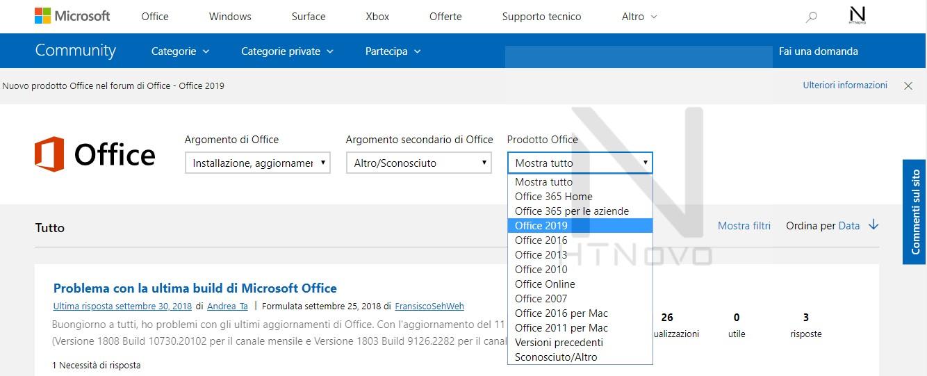Office-2019-Microsoft-Community-Forum