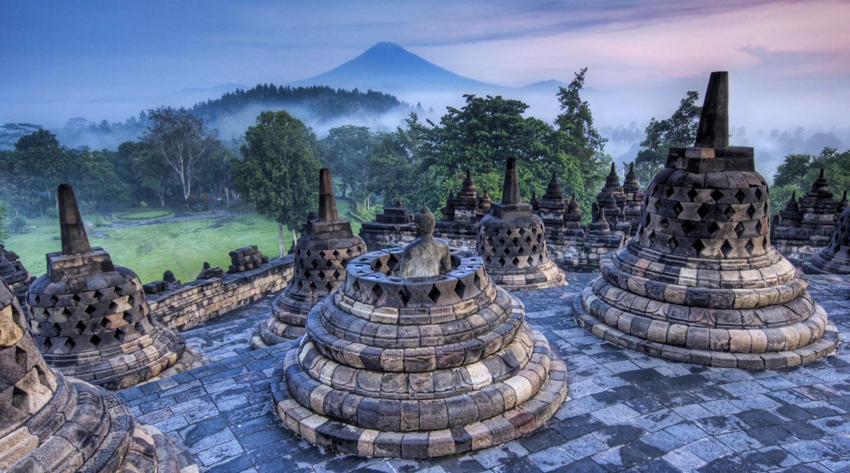 Wisata Candi Borobudur Tempat Yang Tidak Sekedar Hits Tapi Juga