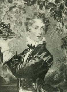 Lady Caroline Lamb  from Wives of the Prime Ministers    (1844-1906)