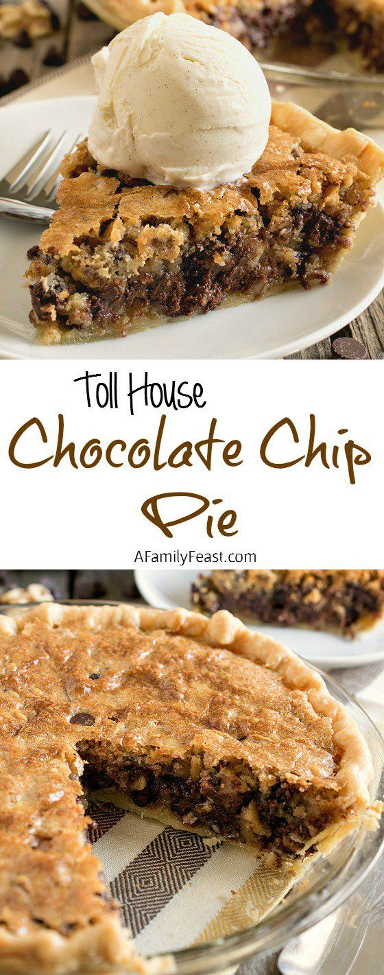 Growing up, my family's go-to recipe anytime we made chocolate chip cookies was the classic, original Toll House Chocolate Chip Cookie recipe found on the back of every package of Nestle's semi-sweet chocolate morsels.