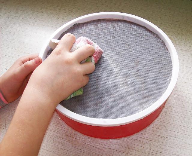 бумага своими руками, МК: просушиваем бумагу, убирая лишнюю влагу