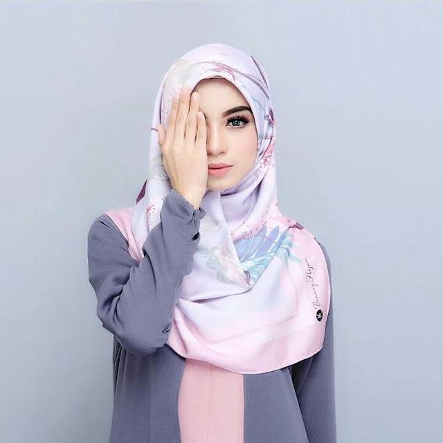 Beautiful Hijaber From Bandung