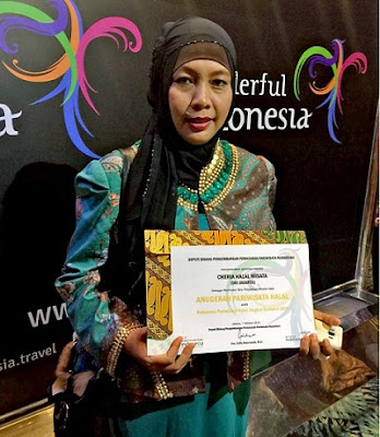 Cheria Halal Holiday's Achievements - Blog Mas Hendra