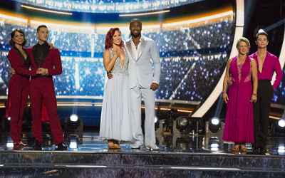 DWTS: Athletes finalists