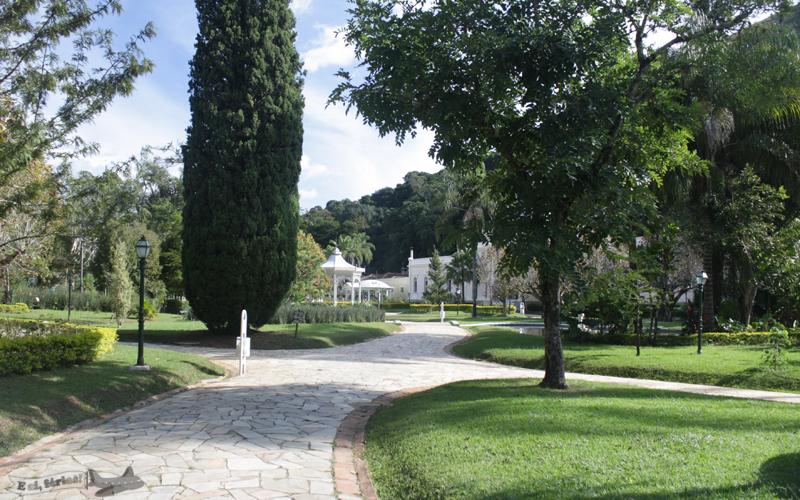 Caxambu, Caminho Velho, Estrada Real, Minas Gerais.