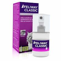 Feliway Spray de voyage 20 ml