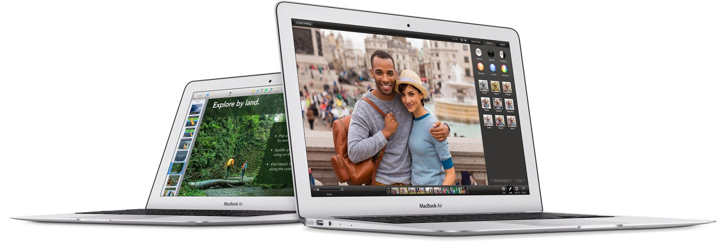 MacBook Air:Apple lancia i nuovi modelli