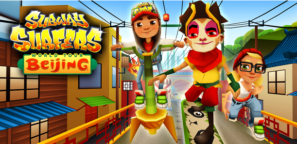 subway surfer game on pc