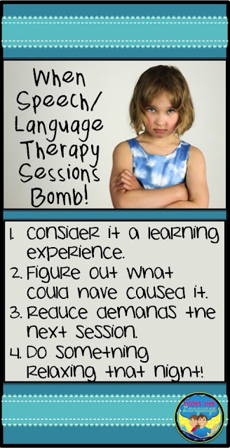 When therapy sessions bomb! Looks-Like-Language