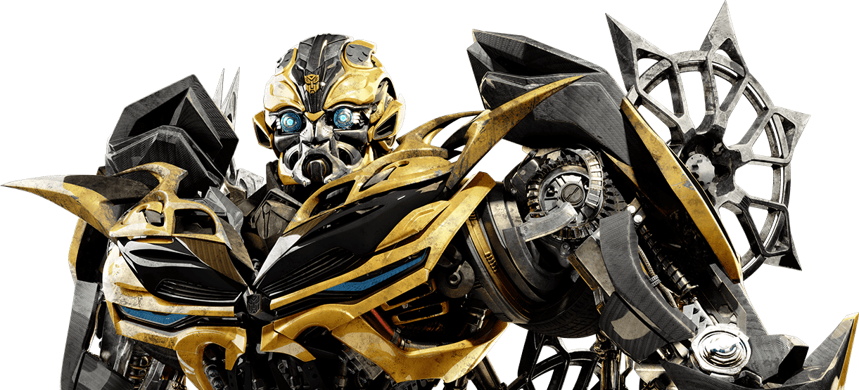 Transformers News: Optimus and Bumblebee Renders