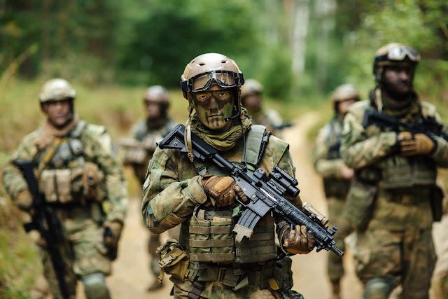 Deutsche Waffen für den IS
