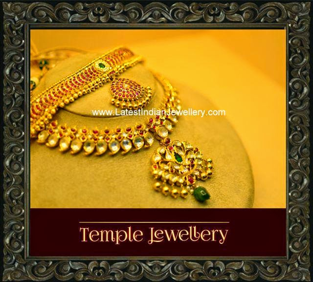Timeless Temple Jewellery Design