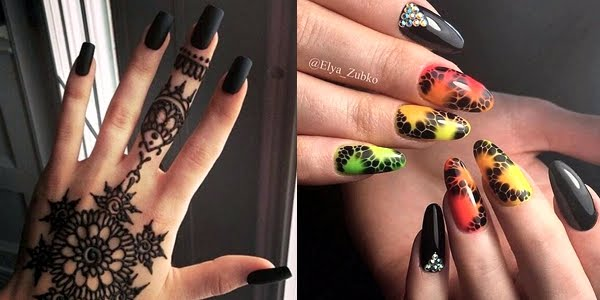 Totally Awesome Nail Art Ideas! - Totally Awesome Nail Art Ideas! - The HairCut Web