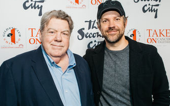 George Wendt cheers, movies and tv shows, jason sudeikis, the show, age, wiki, biography