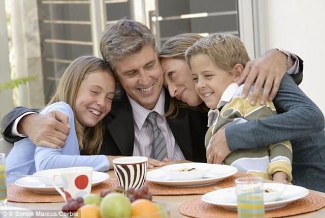 Keluarga Harmonis menjadi Kunci Kebahagiaan