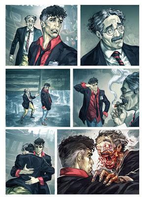 Dylan Dog - Il pianeta dei morti (prequel - 2013)