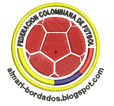 SELECCION COLOMBIANA PARA BORDAR