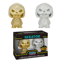 Hikari XS: Masters of the Universe- Skeletor (Gold/Silver)