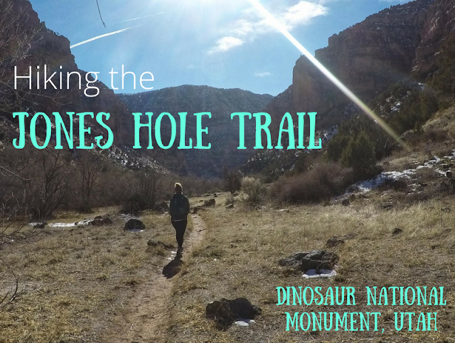 Hike the Jones Hole Trail, Dinosaur National Monument
